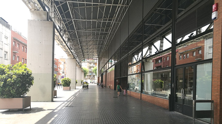 La agencia tributaria de catalu a abrir una oficina en la farga la farga l 39 hospitalet centre - Oficina hacienda barcelona ...