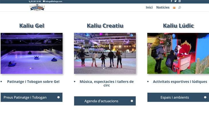Kaliu Park web Farga