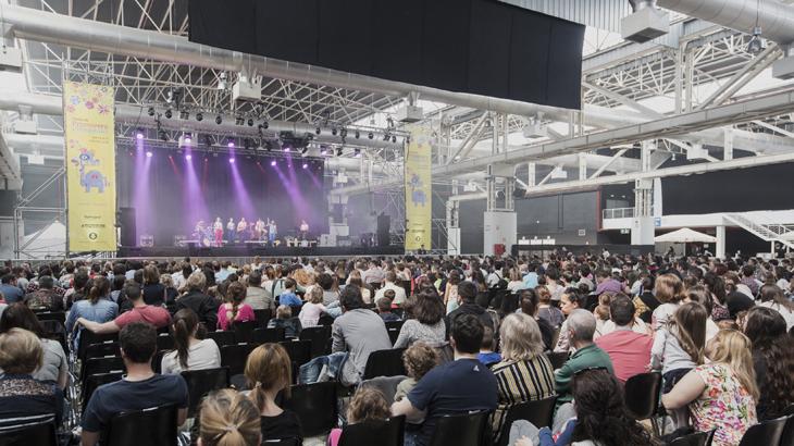 5.000 Farga concerts