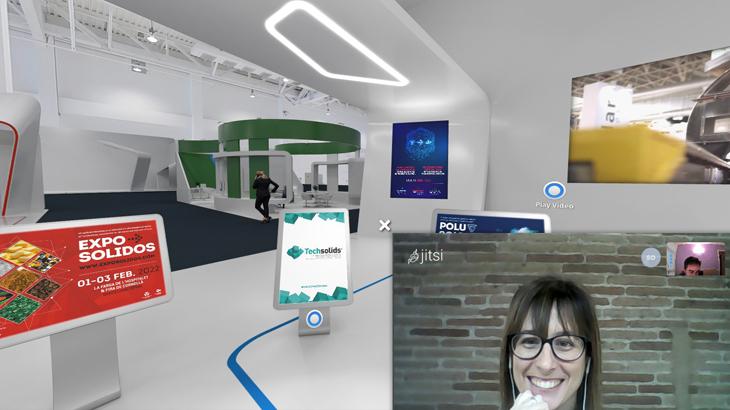 Fira Virtual Visitants Visitantes